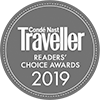 Condé Nast Readers Choice Award 2019