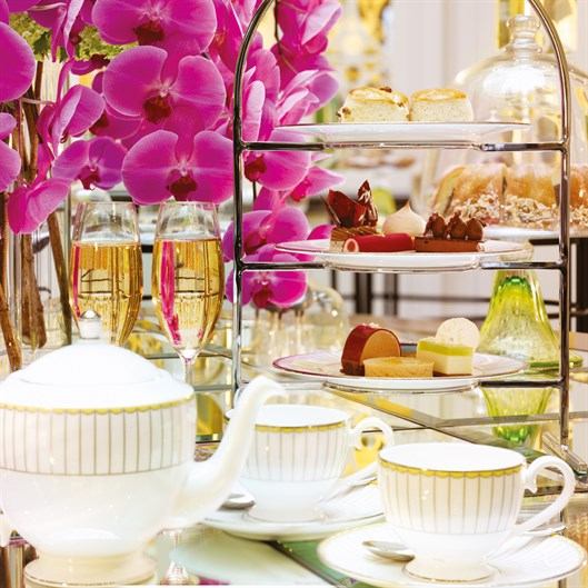 Afternoon Tea at Corinthia