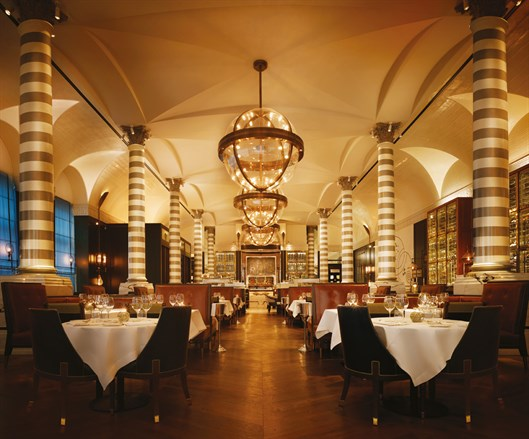 Massimo Restaurant & Oyster Bar at Corinthia Hotel London