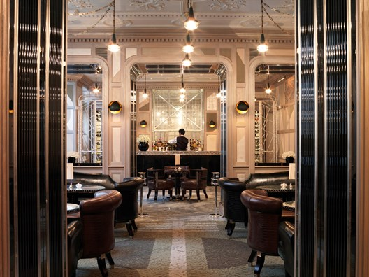 The Connaught Bar, The Connaught
