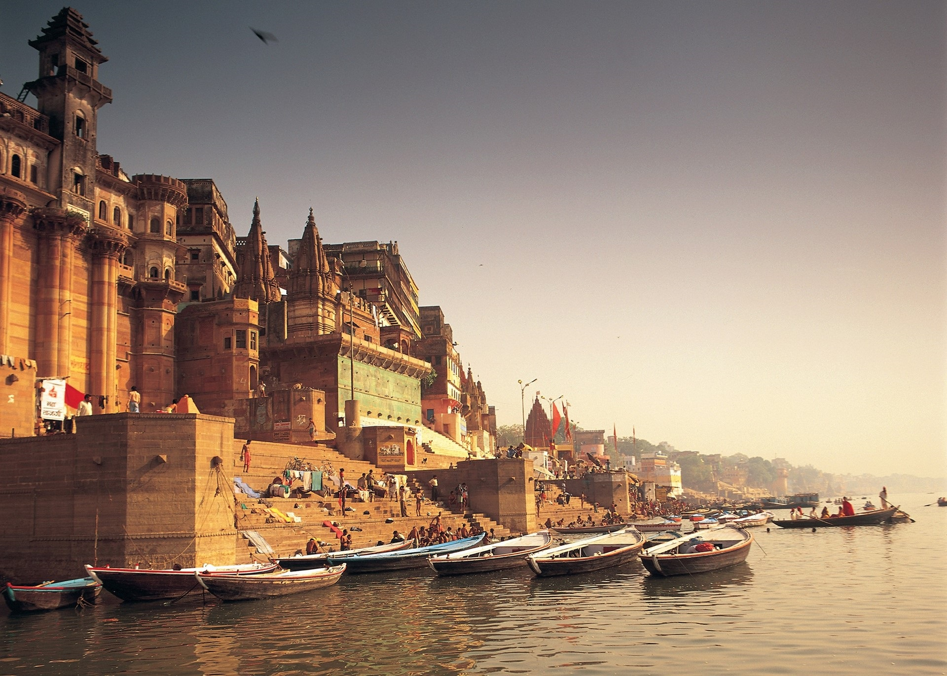 Luxury Holidays To The Ganges River North India Luxury