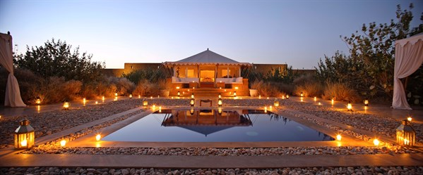 NORTH INDIA - The Serai Pool