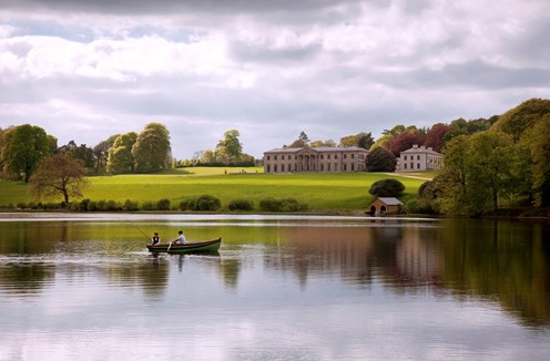 Ballyfin - A history & restoration of the 'best hotel in the world'