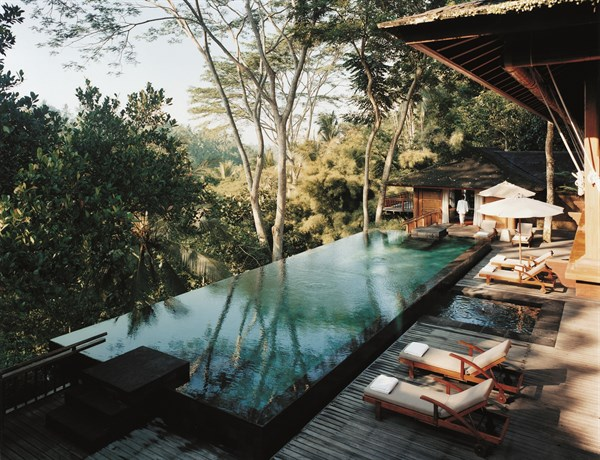 INDONESIA Ampersand Travel COMO Shambhala Bali Indonesia Tirta Ening Pool