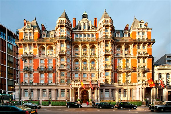 UK - Mandarin Oriental, London