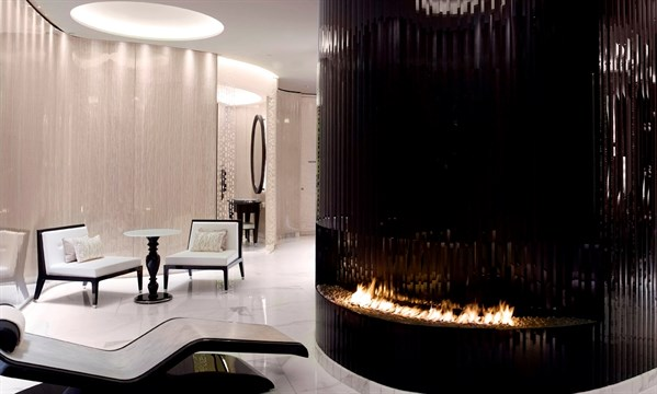 UK - Corinthia spa - Experience - spa