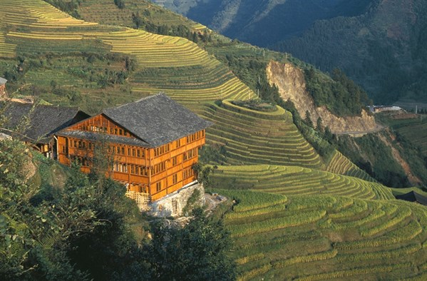 Lian Lodge Longsheng China