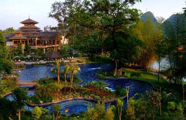 yangshuo riverside resort china  ampersand travel