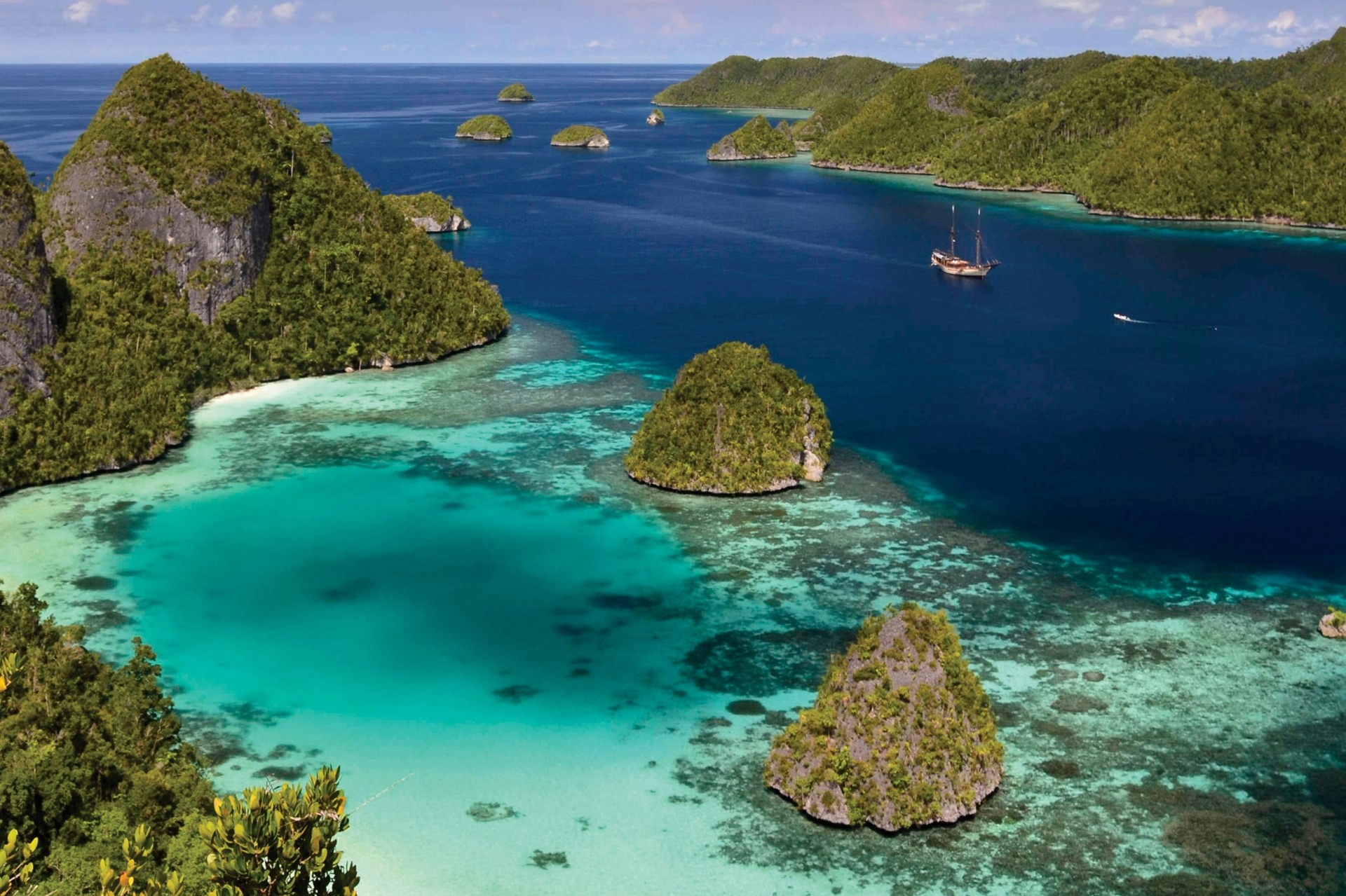 Raja Ampat Islands Holidays
