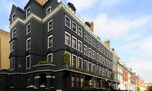 The perfect romantic gift? A surprise stay at Blakes, London – the world's first boutique hotel