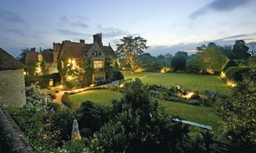 Le Manoir Oxford UK