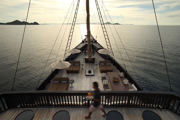 Alila Purnama Luxury Sailing Indonesia 28