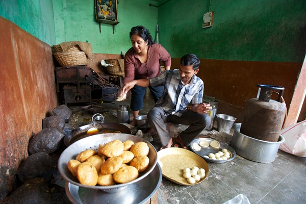 THE ART OF LIVING TO EAT A CULINARY TOUR OF INDIA 29