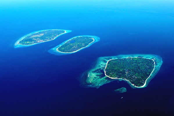 Gili Islands Indonesia 1