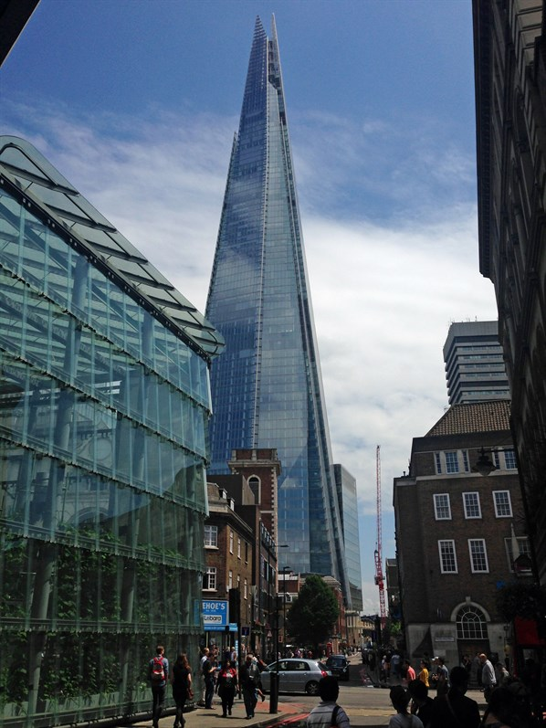 Shangri La At The Shard London UK Ampersand Travel 1