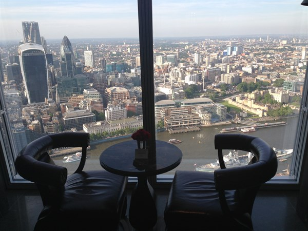 Shangri La At The Shard London UK Ampersand Travel 5