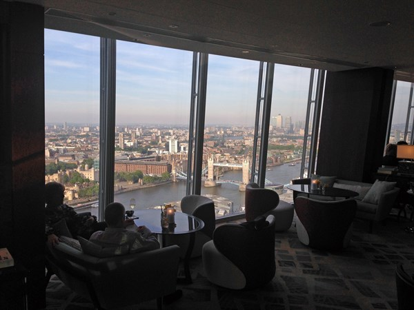 Shangri La At The Shard London UK Ampersand Travel 7