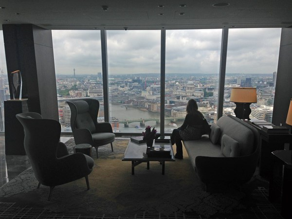 Shangri La At The Shard London UK Ampersand Travel 12