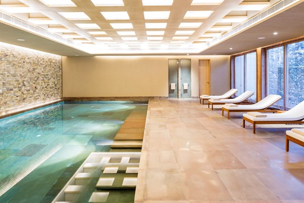 VANA Malsi Estate Dehradun North India Wellness Spaces Indoor Pool 1