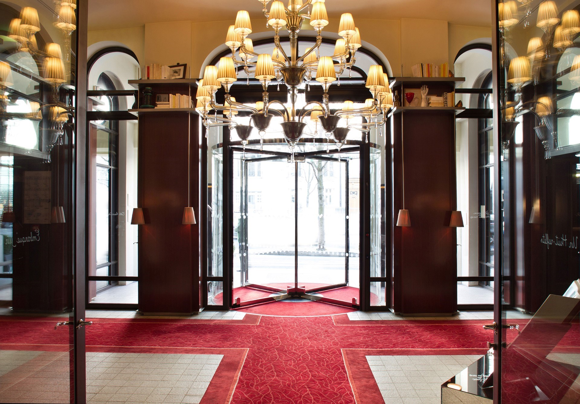 Le Royal Monceau Raffles - Luxury Holidays to Paris, Luxury Hotels ...