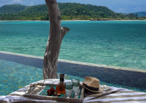 Easter at Song Saa Private Island Resort, Cambodia