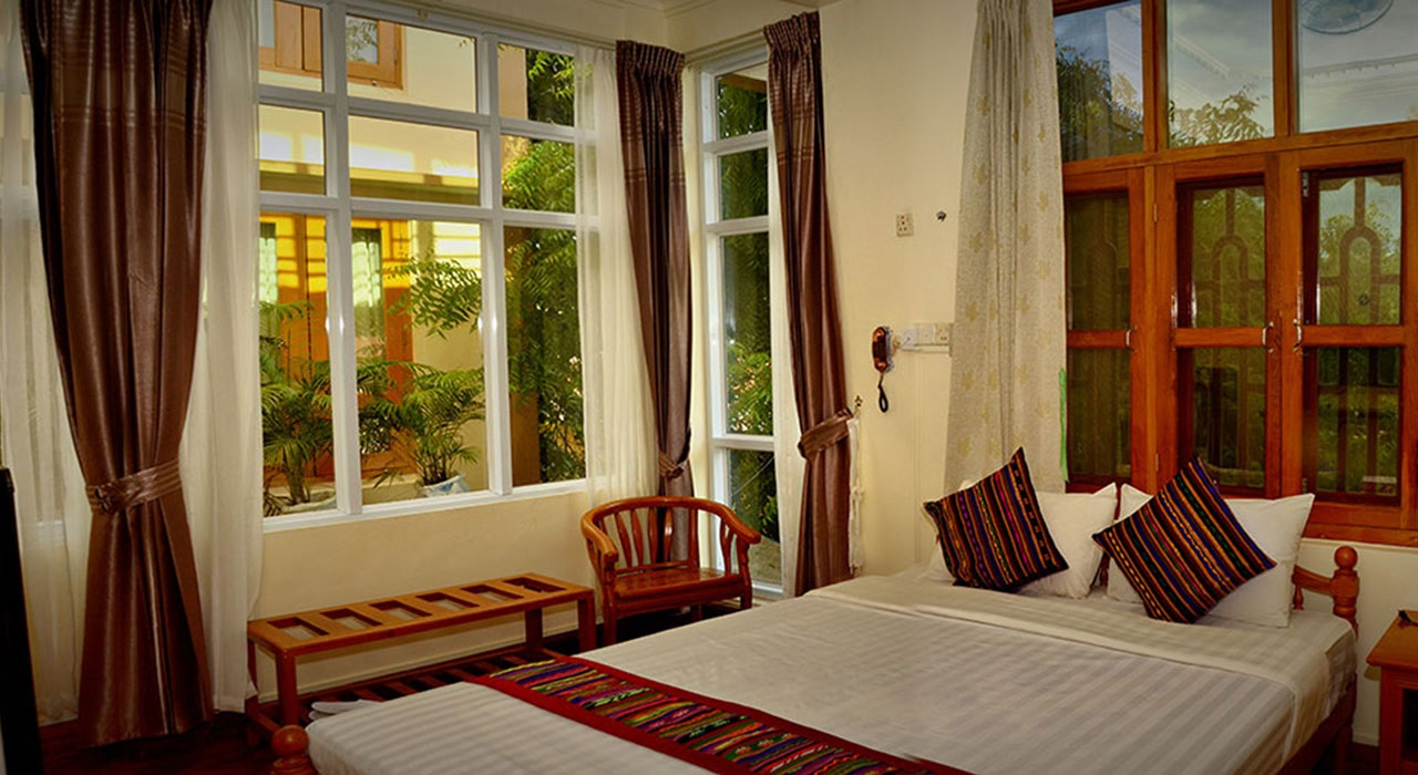 Stay In The Mr Charles Hotel In Hsipaw Burma Ampersand