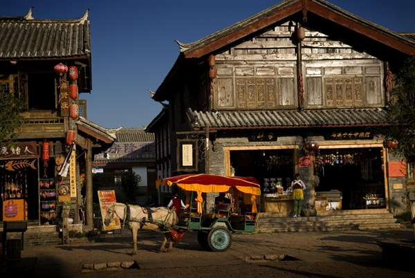 Hi _BTCNLJ_25545612_BTLJ_FH_061006_Trek &Attractions _Lijiang Old Town _KN21569