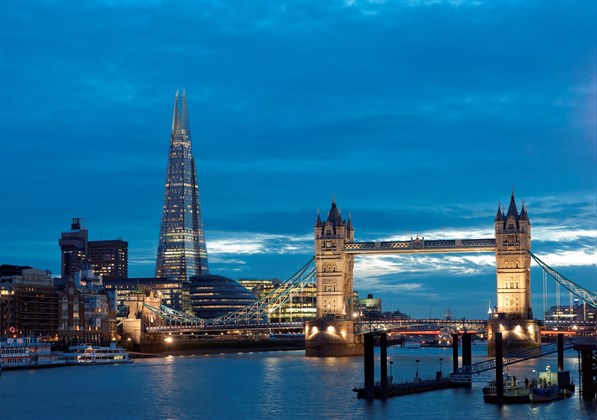 UK Shangri La At The Shard London UK