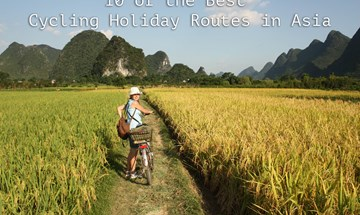 10 Of The Best Cycling Holiday Routes