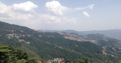 View Over Shimla