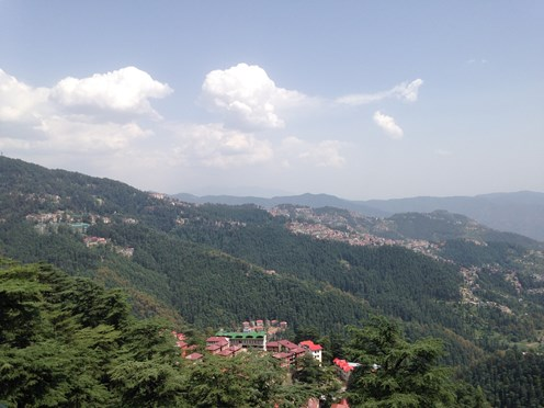 Shimla: Queen of The Hills