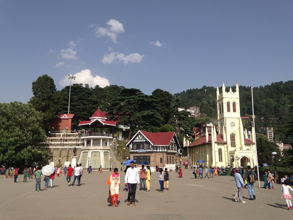 Blog The Ridge Shimla