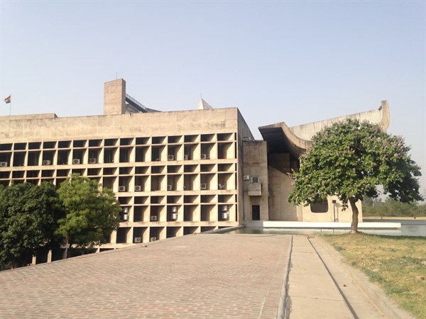 Le Corbusiers Chandigarh