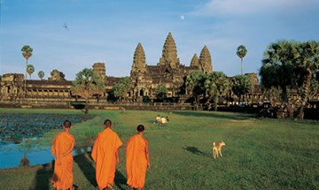 Angkor Wat Scenes Cambodia Luxury Holiday With Ampersand Travel