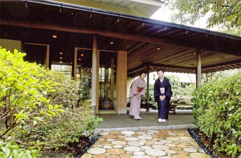 Do like the Japanese do… in a traditional Ryokan spa retreat