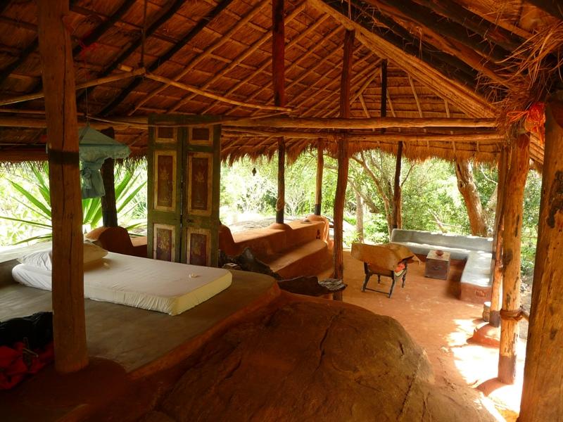 stay in the galapita eco lodge in buttala sri lanka. Black Bedroom Furniture Sets. Home Design Ideas