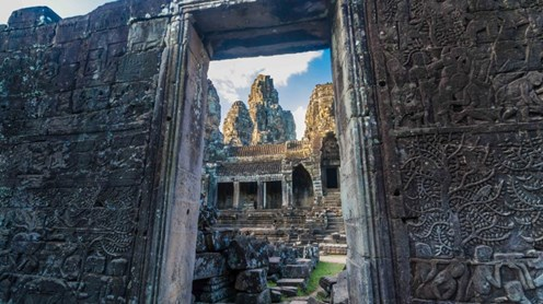 Lost Cities of Angkor