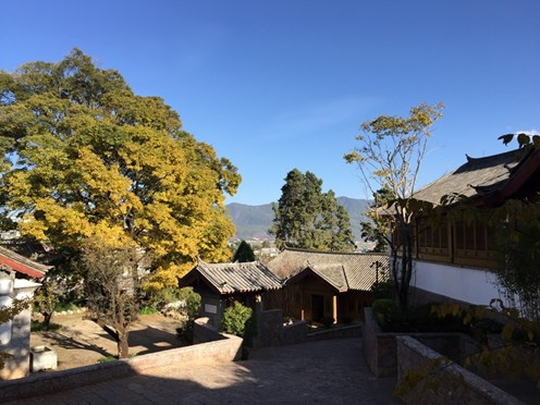 Reporting back from Aman Resort's newest opening: Amandayan, in Lijiang, China