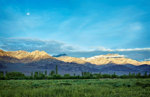 Ladakh Summer On The Silk Route Welcome To Ampersand S