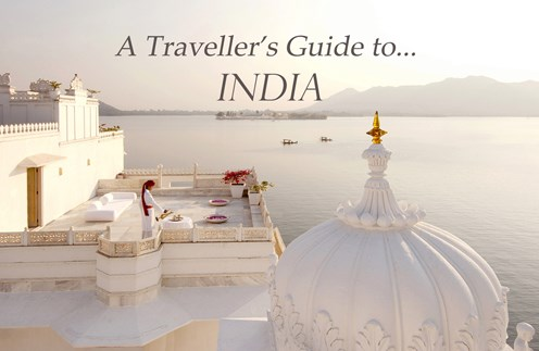 "Ampersand ""In the Know"" - A Travellers Guide to India"