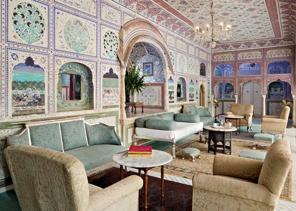 Samode Palace 19 Durbar Hall 2