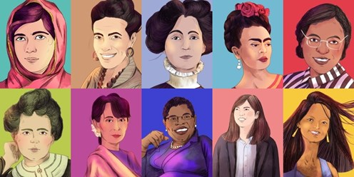 International Women's Day: 10 of the Most Inspirational Women from Around the World