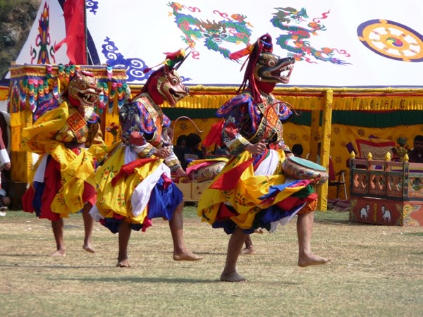 Bhutan Kings Birthday Celebrations Punakha Bhutan Luxury Holiday With Ampersand Travel