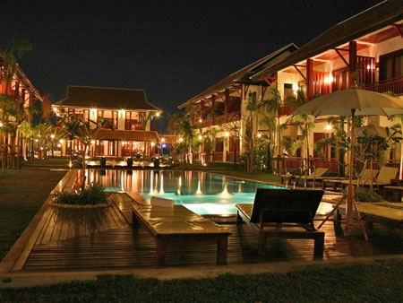 The Green Park Boutique Hotel Laos Ampersand Travel