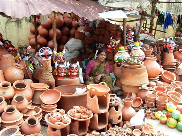 Pondicherry Pots