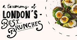Londons Brunches Header