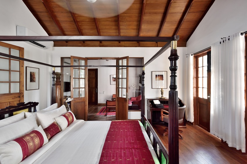 Stay at Svatma in Tanjore, South India | Ampersand Travel