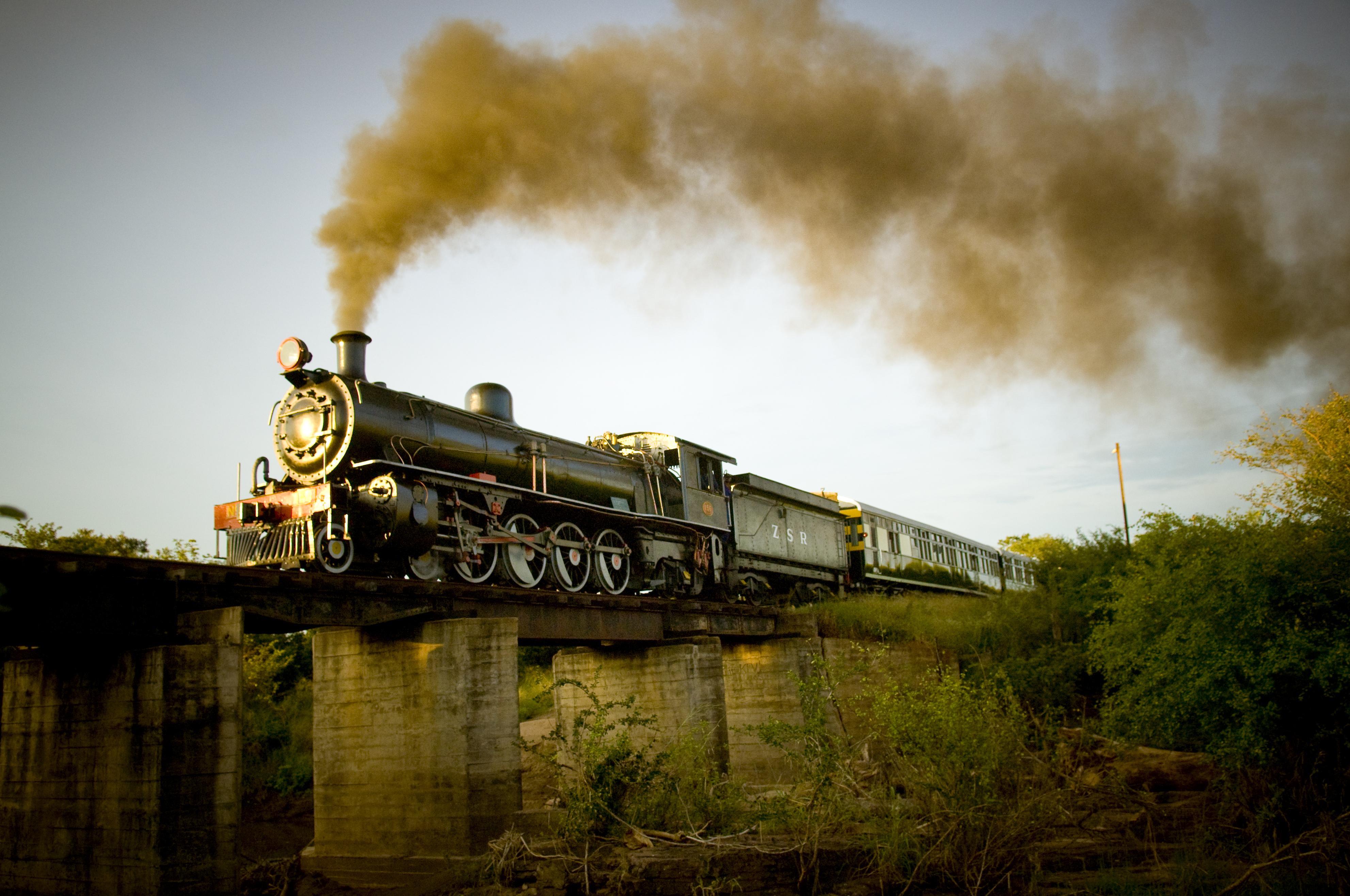 steam train excursions - HD2560×1600