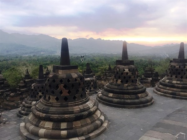 4 Borobudur Sunset 1