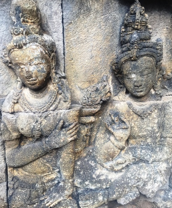 26 Carving Borobudur 1